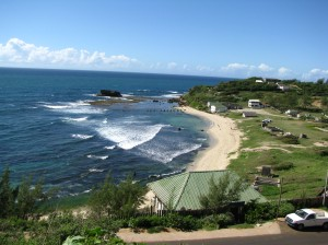 Another lovely beach in Fort Dauphin