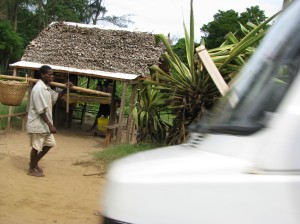 Checkpoint to our Village