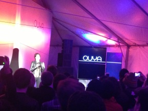 Ouya launch: Julie is awesome!