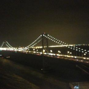 San Francisco Bay Lights Get
