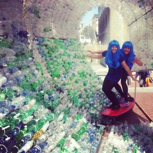 Ride a Plastic wave with Dopper.org