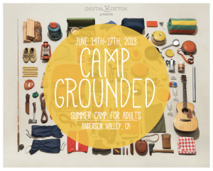 Crave a Digital Detox? Summer Camp Grounded Might Help