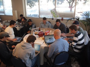 Get your Hack on! (SWSanJose that I helped organize)