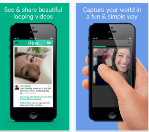 Vine: Creating and Sharing