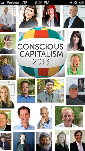 Conscious Capitalism: Make your Mondays Matter #cc2013
