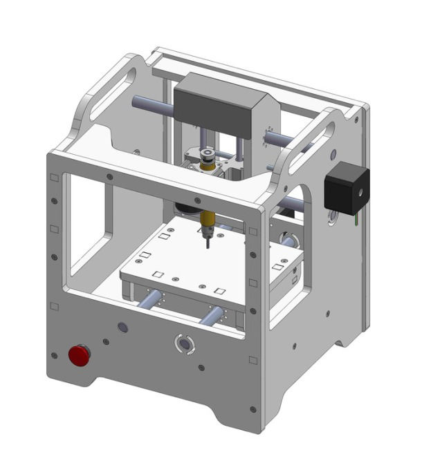 Friend's Kickstarter: Fund Yourself An Othermill by Otherfab
