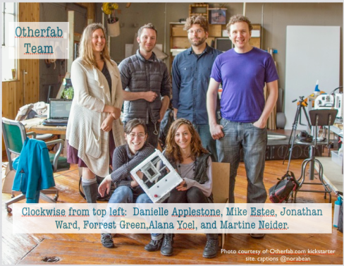 Otherfab team