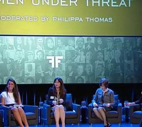Oslo Freedom Forum Sheds Light on Women UnderThreat
